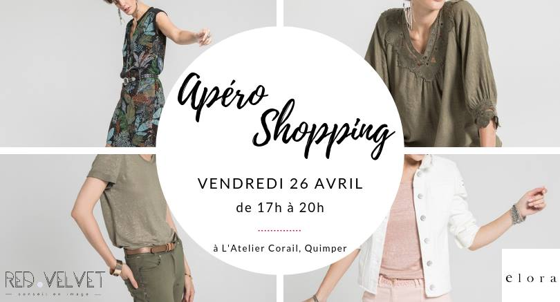 Apéro Shopping Quimper
